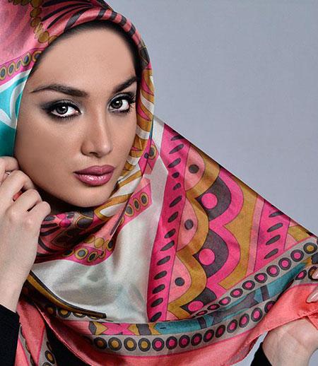 شیک ترین مدل روسری و شال دخترانه ۲۰۱۶