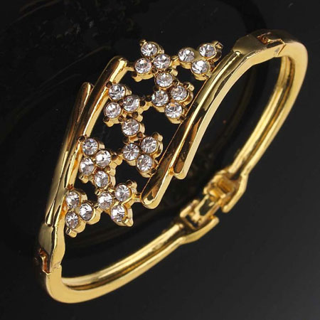 مدل جدید دستبند دخترانه و زنانه طلا
