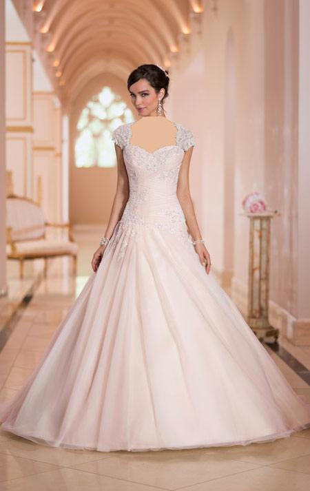 مدل جدید لباس عروس ۲۰۱۶