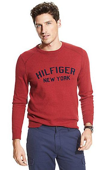 مدل لباس بافتنی مردانه ۲۰۱۶ برند تامی هیلفیگر