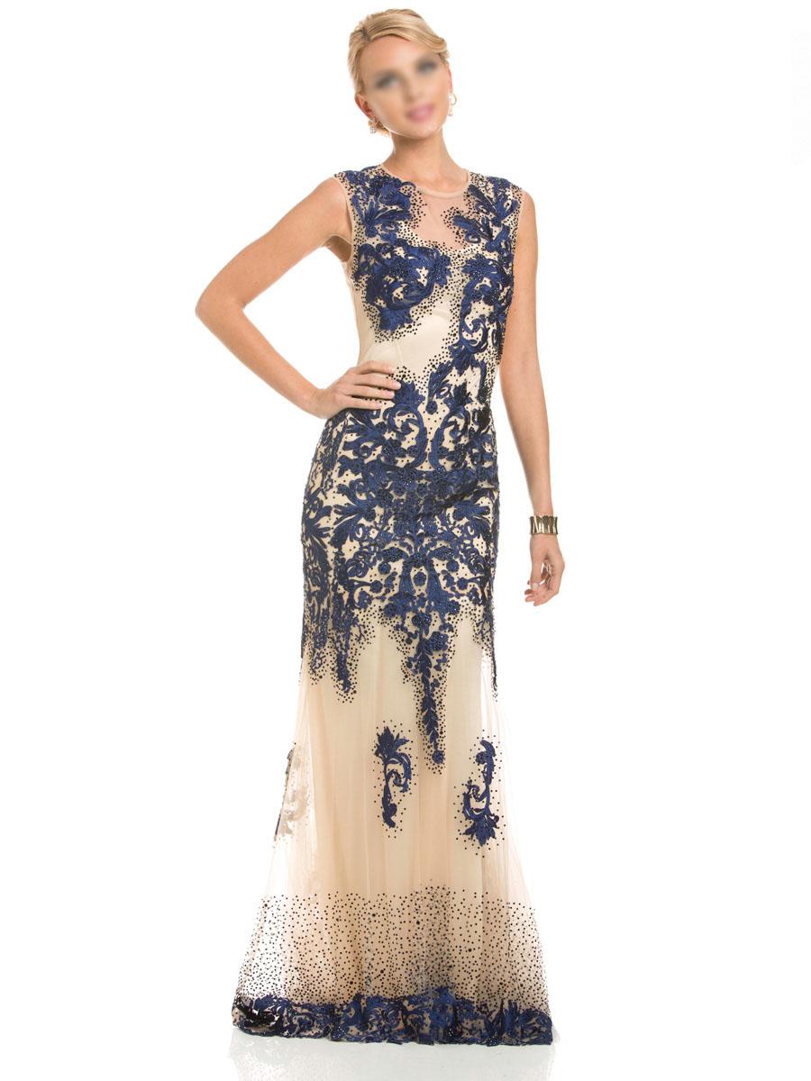 مدل لباس ماکسی مجلسی ۲۰۱۶