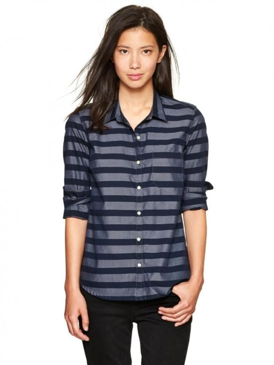 مدل های جدید پیراهن دکمه دار زنانه و دخترانه