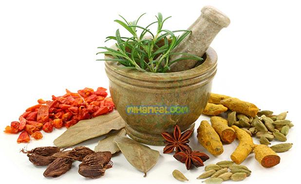 طب سنتی برای سلامت معده