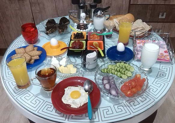 صبحانه بخورید تا لاغر شوید!