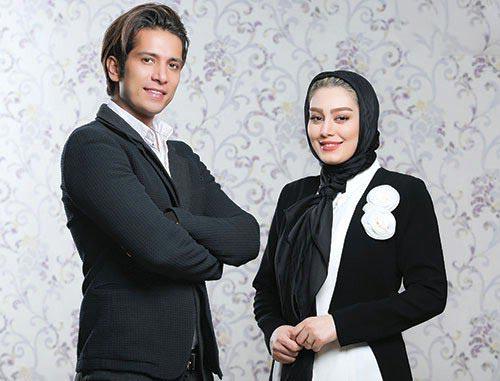 گلایه های سحر قریشی و همسرش امید علومی + عکس