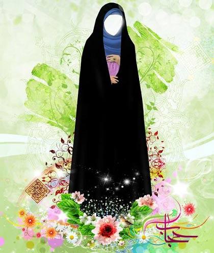 نظریات جاهلانه غیر اسلامی هیچ تاثیری در تشریع حجاب ندارد