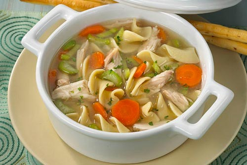 خاصیت بی نظیر سوپ مرغ