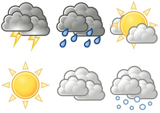 بارش برف و باران امروز و فردا