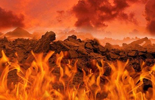 اولین کسانی که وارد آتش جهنم میشوند!