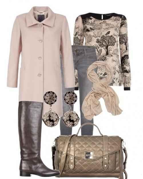 مدل جدید ست لباس زمستانی دخترانه ۲۰۱۶