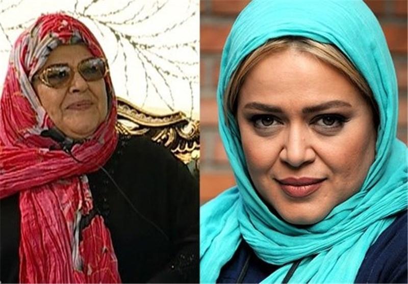 بازیگران زن ایرانی در کنار مادرشان + تصاویر
