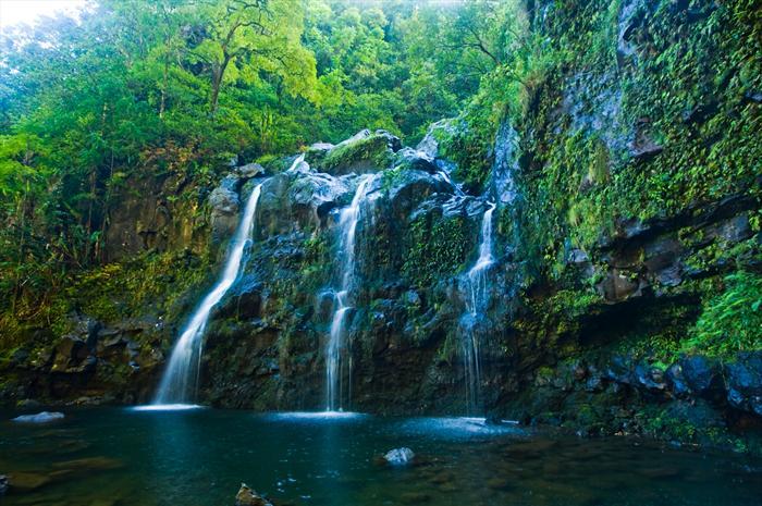 تصاویر زیباترین جزیره جهان