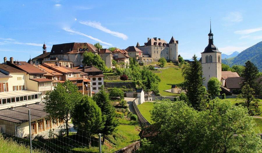 زیباترین دهکدههای اروپا