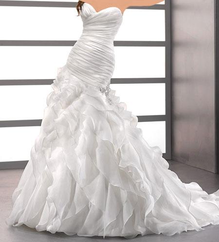 جدیدترین مدل لباس عروس برند Midgley
