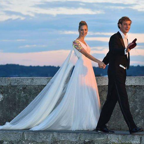 مدل لباس عروس برتر بازیگران هالیوود در سال ۲۰۱۵