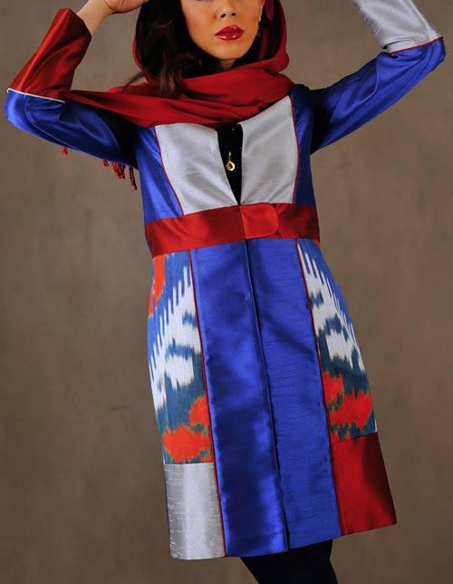 جدیدترین مدل مانتو مجلسی دخترانه