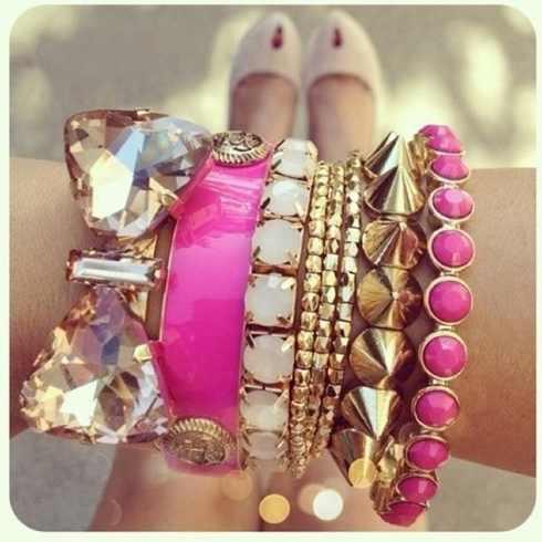 مدل جدید دستبند دخترانه اسپرت