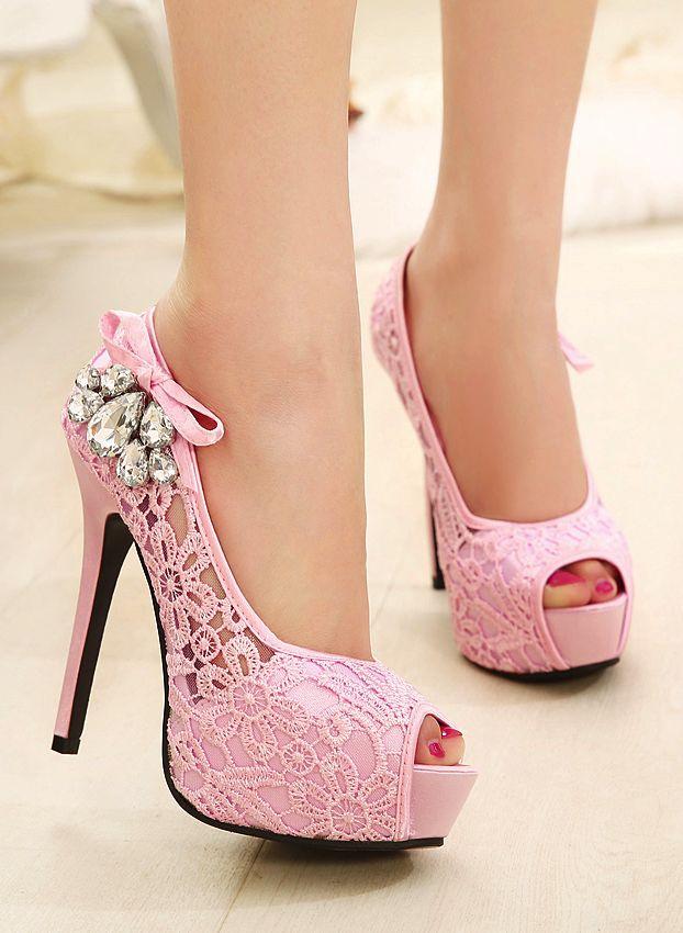 شیک ترین مدل کفش پاشنه بلند مجلسی