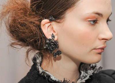 مدل های جدید گوشواره لاله گوش