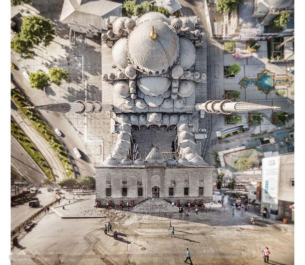 عکسهای سه بعدی از مکانهای بسیار زیبای ترکیه