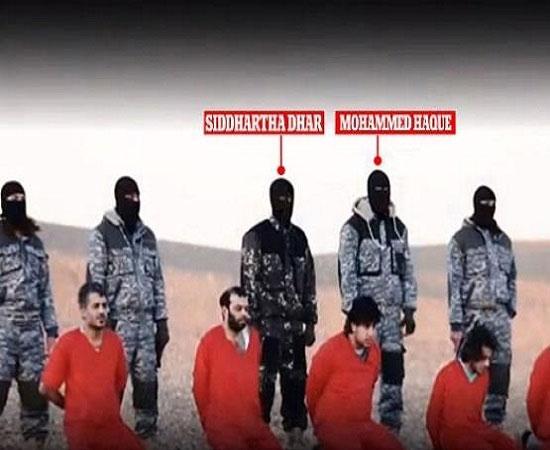 افشای هویت غول داعش+عکس