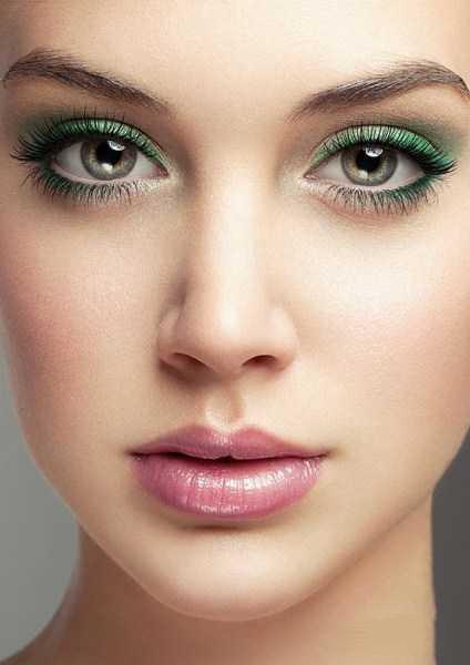 مدل شیک و جدید آرایش دخترانه