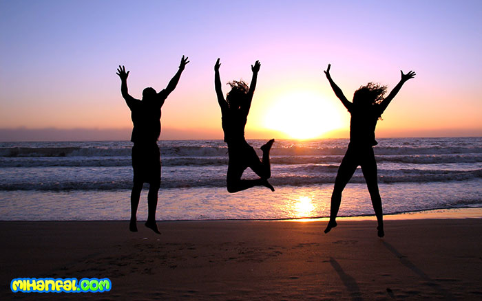 ۵ اصل برای لذت بردن از زندگی!