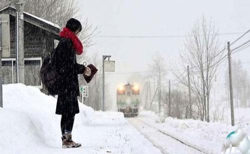 قطاری که ۳ سال فقط بخاطر ۱ مسافر فعال بود+عکس