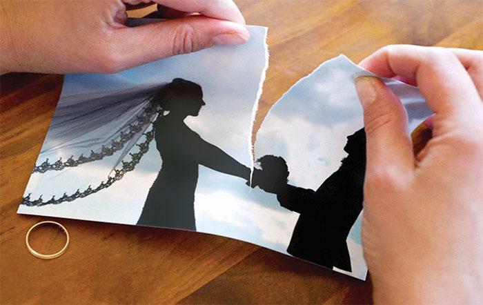 این ۷ رابطه به طلاق ختم می شود