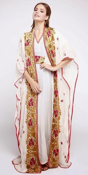 انواع مدل لباس ماکسی عربی ۲۰۱۶