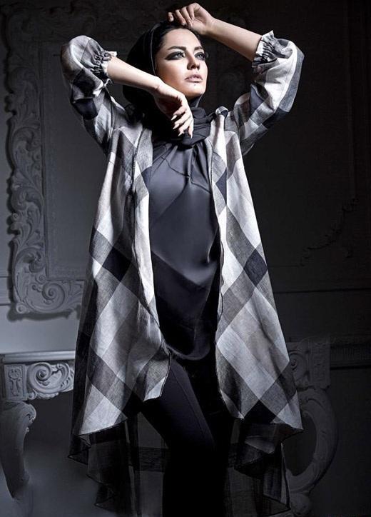 مدل جدید مانتو مجلسی دخترانه ۲۰۱۶