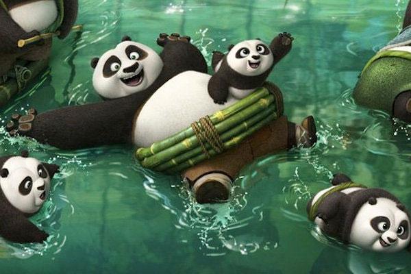 اکران جهانی انیمیشن «پاندای کونگ فو کار ۳» از ۲۸ ژانویه در سینماها