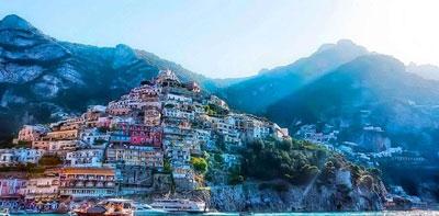 پوزیتانو؛ شهری زیبا و دیدنی در ایتالیا