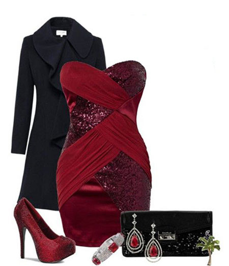 شیک ترین مدل ست لباس مجلسی زنانه و دخترانه