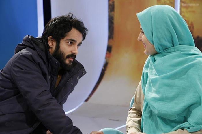 دختر کیمیا و همسرش در خوشا شیراز
