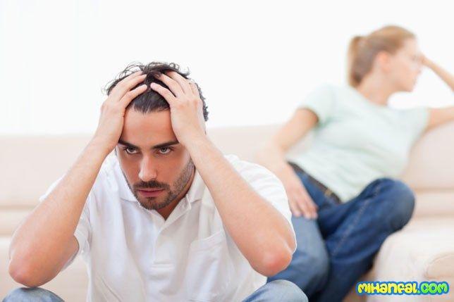 استرس در روابط زناشویی