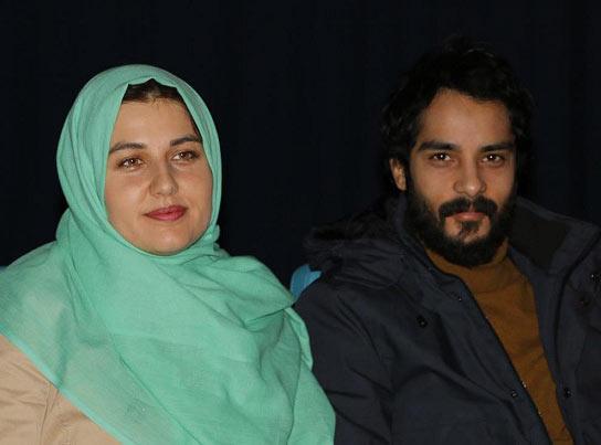دلنوشته همسر ایرانی آزاده در کیمیا برای وی + عکس