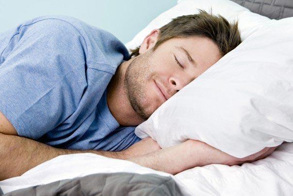 در ۶۰ ثانیه به آسانی بخوابید!