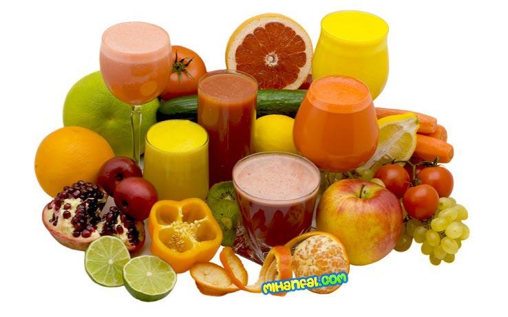 ۱۰ نوشیدنی که شما را لاغر می کند!