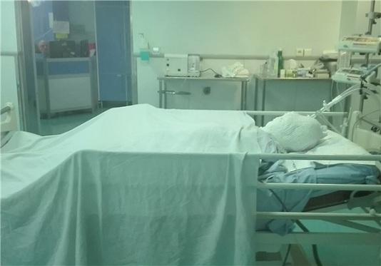 حادثه دلخراش سوختن یک زن ایرانی در اتاق عمل + عکس