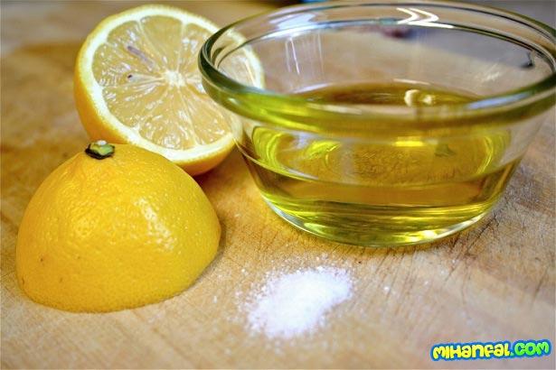 تاثیر شگفت انگیز آب لیمو و روغن زیتون بر کبد چرب