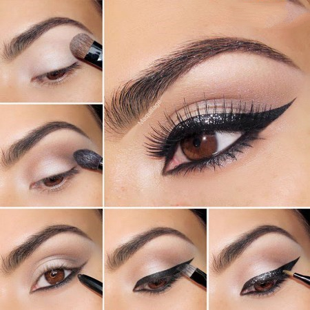 آموزش آرایش چشم و ابرو مخصوص نوروز ۹۵