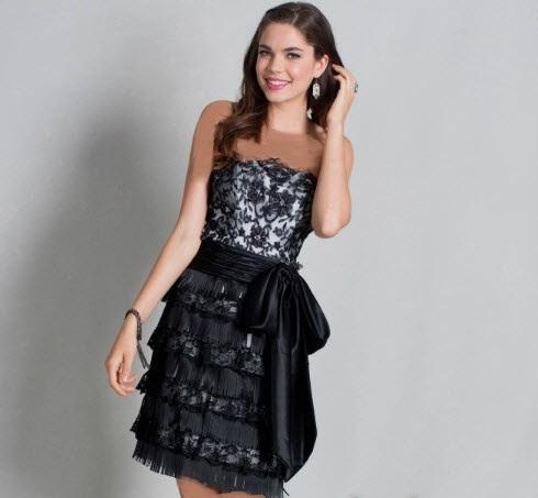 انواع مدلهای جدید لباس مجلسی دخترانه ۲۰۱۶