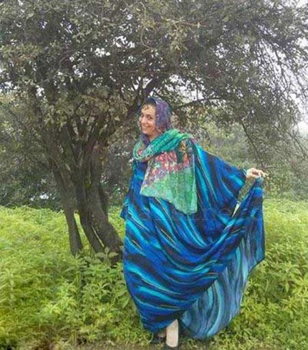کشف حجاب جنجالی خانم بازرس ویژه صدا و سیما +عکس
