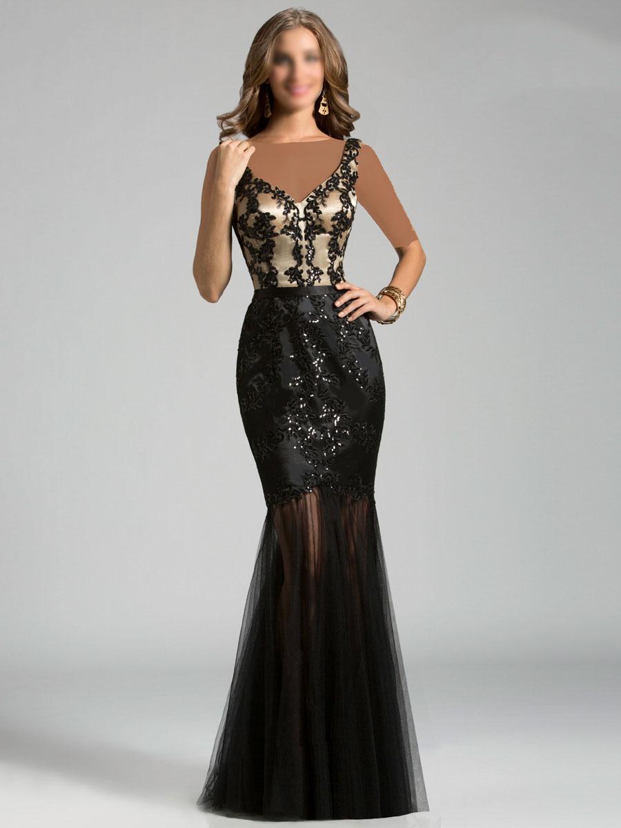 bac22a2415670 انواع مدل لباس مجلسی زنانه ماکسی - میهن فال