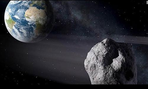 عبور سیارک ۳۰ متری از کنار زمین در ۱۵ اسفند