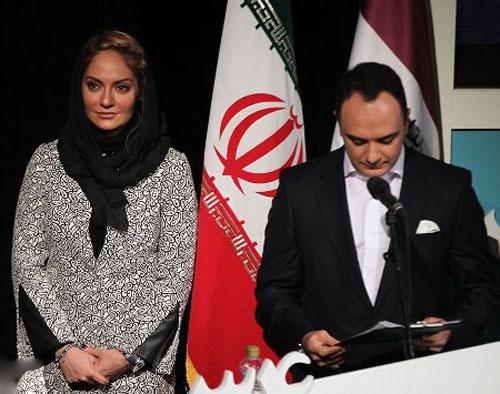یپ مهناز افشار در جشنواره فیلم فجر ۹۴ و سانسور حرفهایش +عکس