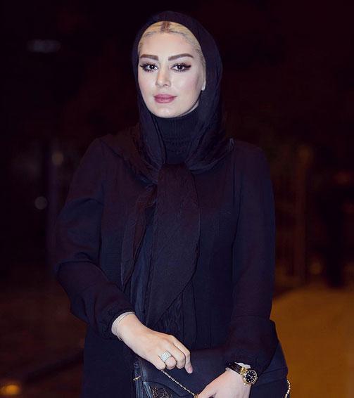 عکس پوشش سحرقریشی در جشنواره فیلم فجر !