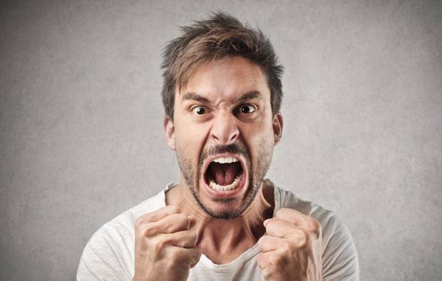 جاذبه خشم
