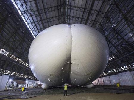 ظاهر عجیب طولانی ترین بالن جهان سوژه شد
